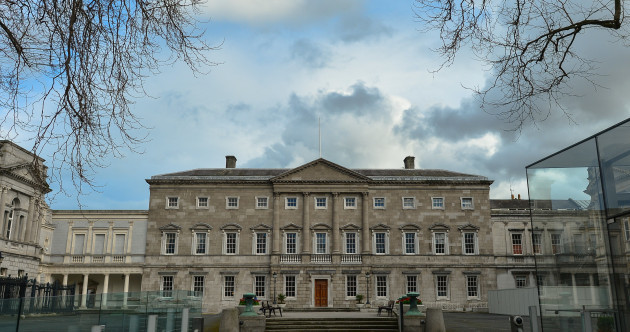 'The Dáil is no Westminster - but it certainly is a boys' club'