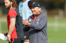 England lock horns with Wales in feisty set-piece training session