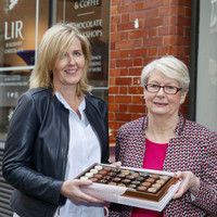 'I got married at 23 and had to retire. At 40, I started a chocolate firm in my kitchen'