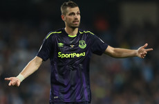 Schneiderlin denies being sent home from Everton training over lack of commitment