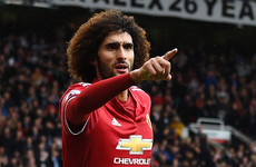 Besiktas official confirms interest in signing Fellaini