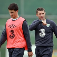 Long and Keane to lead Ireland's attack