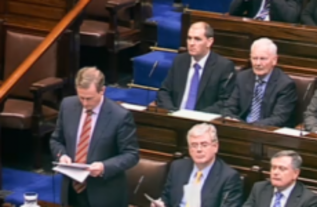 AS IT HAPPENED: Announcement that Ireland WILL hold referendum on EU fiscal compact treaty