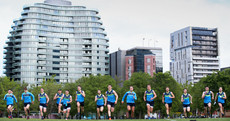 Ireland squad start countdown in Melbourne to Sunday's first game in Adelaide