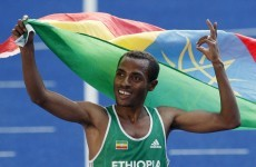 Legendary distance runner Kenenisa Bekele to race in Dublin this April