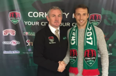 Sheppard ends Dundalk speculation as he commits to Cork City for two more years