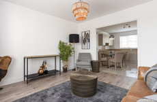 Stylish three and four-bedroom homes less than an hour from Dublin