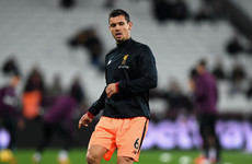 Lovren: I would just love to finally get that black cloud away from me