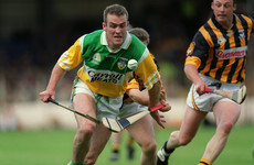 Two-time All-Ireland winner confirmed as Offaly's new hurling boss