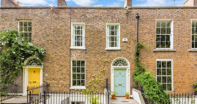Georgian charm with a contemporary makeover in the heart of leafy Dublin 6