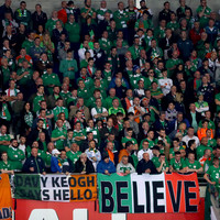 Irish football fans warned against buying tickets in Danish section