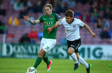 Cork City's signing spree continues as they snap up Galway United defender