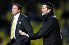 Paper talk: Keane under pressure at Ipswich