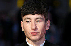 Dublin actor Barry Keoghan chosen as rising star in the US