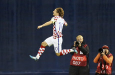 Croatia close in on ticket to Russia 2018 as they fire four and ease past Greece