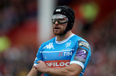 'Blind' McKinley moving on from 'Goggle Guy' to Italy debut