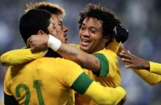 International friendly wrap: wins for Brazil, Serbia