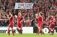 How will Denmark set up against Ireland in tomorrow's World Cup play-off?