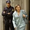 Catalonia: Ex-parliament speaker spends night in jail for involvement in independence drive