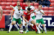 Cork City announce fourth new signing in three days as they bring in young Pat's striker