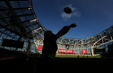 Best feeling fit to lead Ireland against 'Boks, but won't look beyond this season