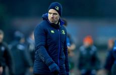 Leinster's Adam Griggs named as new Ireland Women's XV head coach