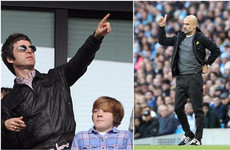 'Guardiola is a f***ing Messiah,' says rock 'n' roll star Noel Gallagher