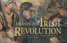 This 1,000 page, 5kg atlas challenges the usual story of Ireland's revolutionary history