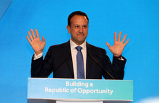 Leo Varadkar promises to cut taxes for middle income earners and bring in paid family parental leave