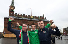 Letter from Copenhagen: After a 15-year wait, Ireland's time for World Cup return beckons