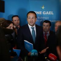 Leo Varadkar: 'Ireland has one of the lowest levels of homelessness'