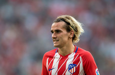 Atletico unfazed by Man United's Griezmann 'game' as further transfer talk is rubbished