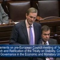As it happened: Dáil discussion on the EU fiscal treaty referendum