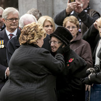 Irish dead of World War I and II honoured at Glasnevin Cemetery