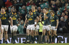 Coetzee: 'We let ourselves down, we let our support back home down'