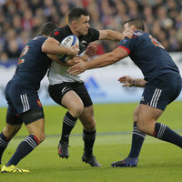 Crotty scores New Zealand's 2,000th try as unconvincing All Blacks defeat France in Paris