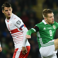 Arsenal star tells Northern Ireland to get over contentious penalty