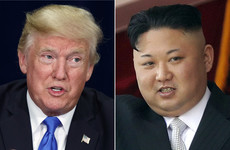 Trump says he 'tries so hard' to be friends with Kim Jong-un - but would never call him 'short and fat'