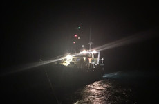 80-foot fishing boat rescued from west Cork coast