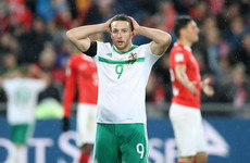 World Cup dream over for Northern Ireland as controversial first-leg penalty sees Swiss through