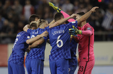 Hard work done, Croatia breeze through second-leg against Greece to book World Cup place