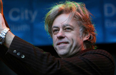 Bob Geldof defends decision to return the Freedom of the City of Dublin