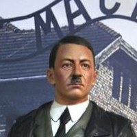 Museum removes 'fun' Hitler display after protests
