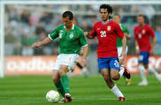 Former Irish international Liam Miller receiving treatment for cancer