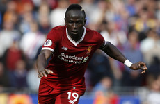 Bad news for Liverpool as Mane's hamstring injury flares up on international duty