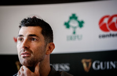 'There's a fair bit of faith put in me and a fair bit of pressure to repay the coach' -- Rob Kearney