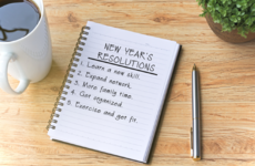 Are you making a New Year's Resolution? Tell us!