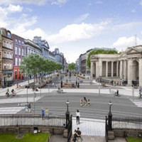 Dublin traffic restrictions to remain in place until New Year as College Green development plans stall