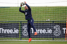Ireland all set for the very real prospect of penalty shootout drama tomorrow night
