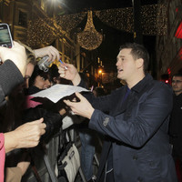 9 excellent photos from the time Michael Bublé turned on the Grafton Street Christmas lights